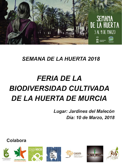 Feria de la Biodiversidad Cultivada de la Huerta de Murcia
