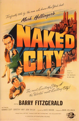La cité sans voiles (The naked city) Jules Dassain 1948