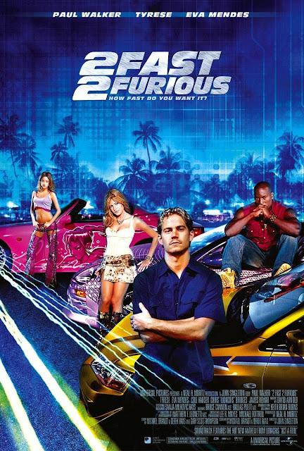 2 Fast 2 Furious เร็วคูณ 2 ดับเบิ้ลแรงท้านรก [HD][พากย์ไทย]