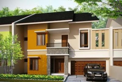 model rumah minimalis modern 2018 terbaru - promo-jitu