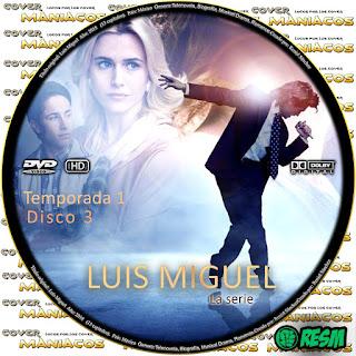 GALLETA [SERIE TV]LUIS MIGUEL LA SERIETEMPORADA 1 DISCO 3
