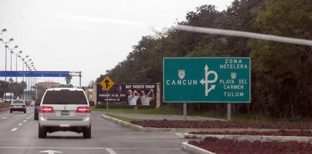 Aluguel de Carro em Cancún
