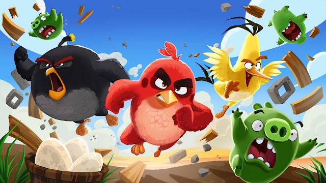 Angry Birds 2 Game Apk Latest Version