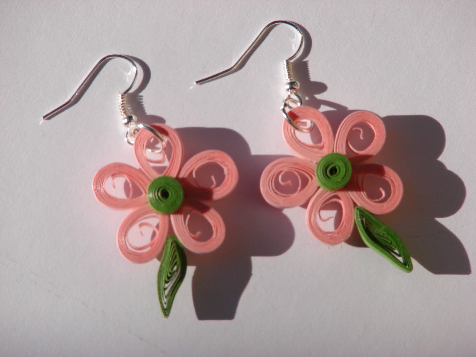 Some New Designs For Earrings Quilled