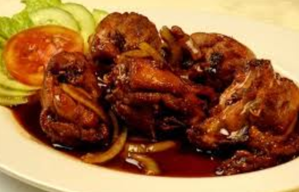 Resep Ayam Kecap Sederhana praktis
