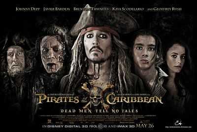 Pirates of the Caribbean Dead Men Tell No Tales Dual Audio Telugu Dubbed Movie