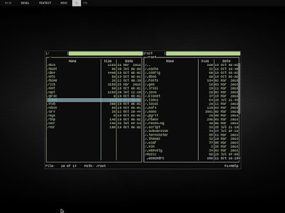 Dracos File Manager CLI Based
