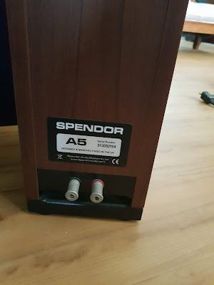 Spendor A5 Floorstand speaker (Used) 20190327_084313
