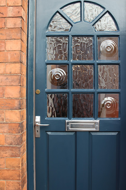 ronseal midnight blue front door