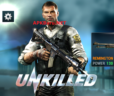UNKILLED v0.5.1 Mod APK+DATA Full Terbaru