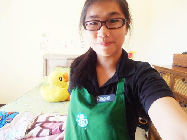 Jane From The Blog: 10 Reasons Why I Choose to Work at Starbucks