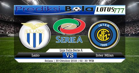 PREDIKSI Lazio vs Inter Milan 30 OKTOBER 2018