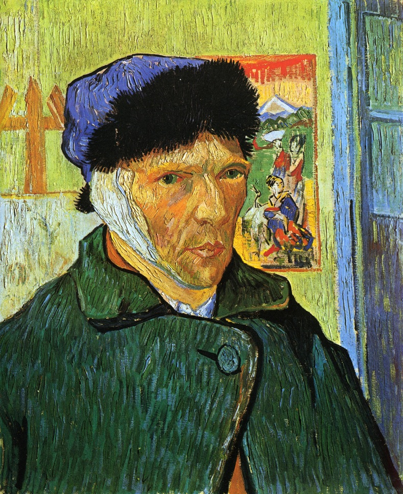ART & ARTISTS: Vincent Van Gogh