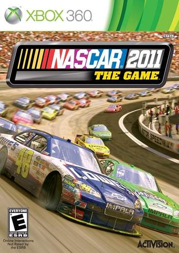 Nascar The Game 2011 XBOX 360 y PS3