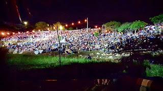 Cerca de 10 mil pessoas assistiram a Paixão de Cristo de Cuité nos três dias de espetáculo