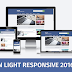 Blogger Template N Light Responsive and SEO Friendly