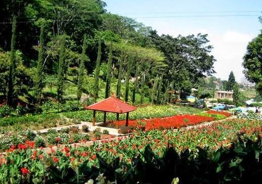 Taman Bunga Selecta - Batu Malang