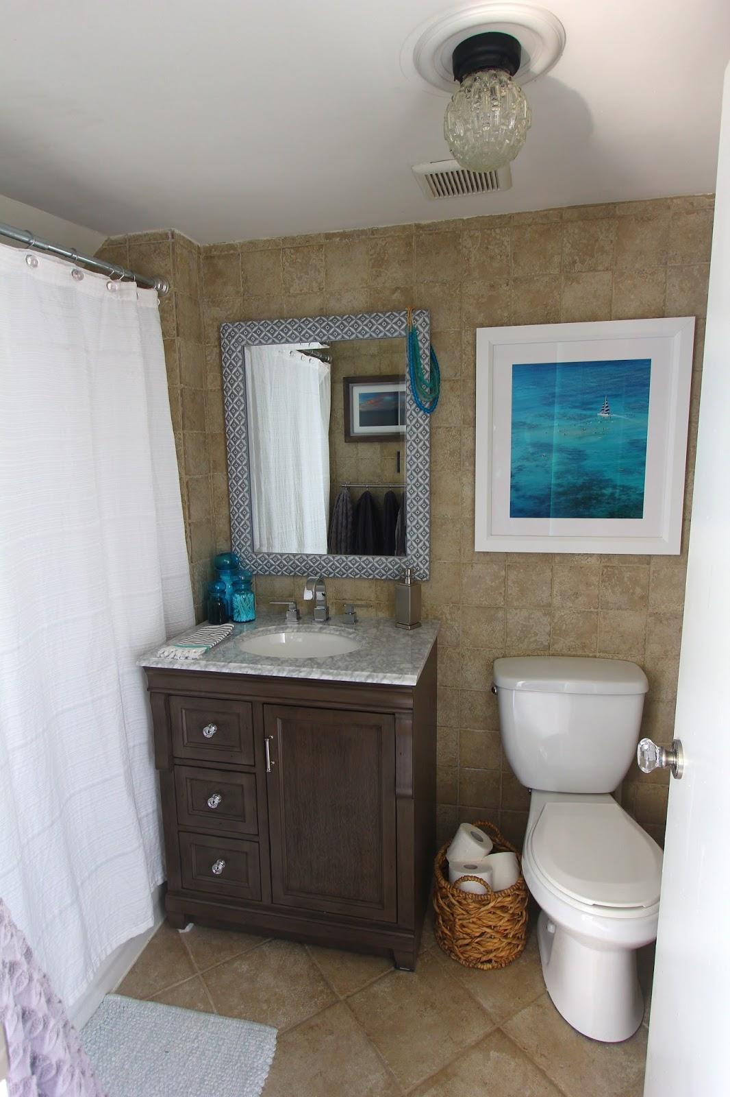 FiveElevenDecor Bathroom ReDesign - Bathroom re design
