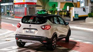 novo Renault lança o Captur no Brasil