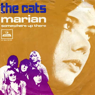 Lirik Lagu The Cats - Marian
