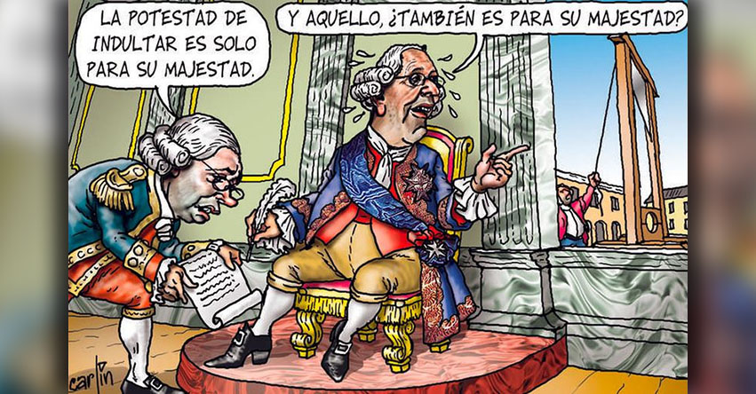 Carlincaturas Lunes 5 Febrero 2018 - La República