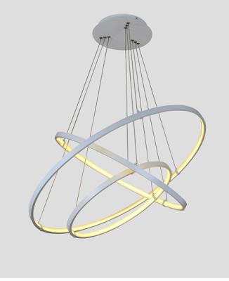 Trang trí phòng khách nhỏ bằng đèn thả led thả trần cao cấp bạn đã biết chưa?