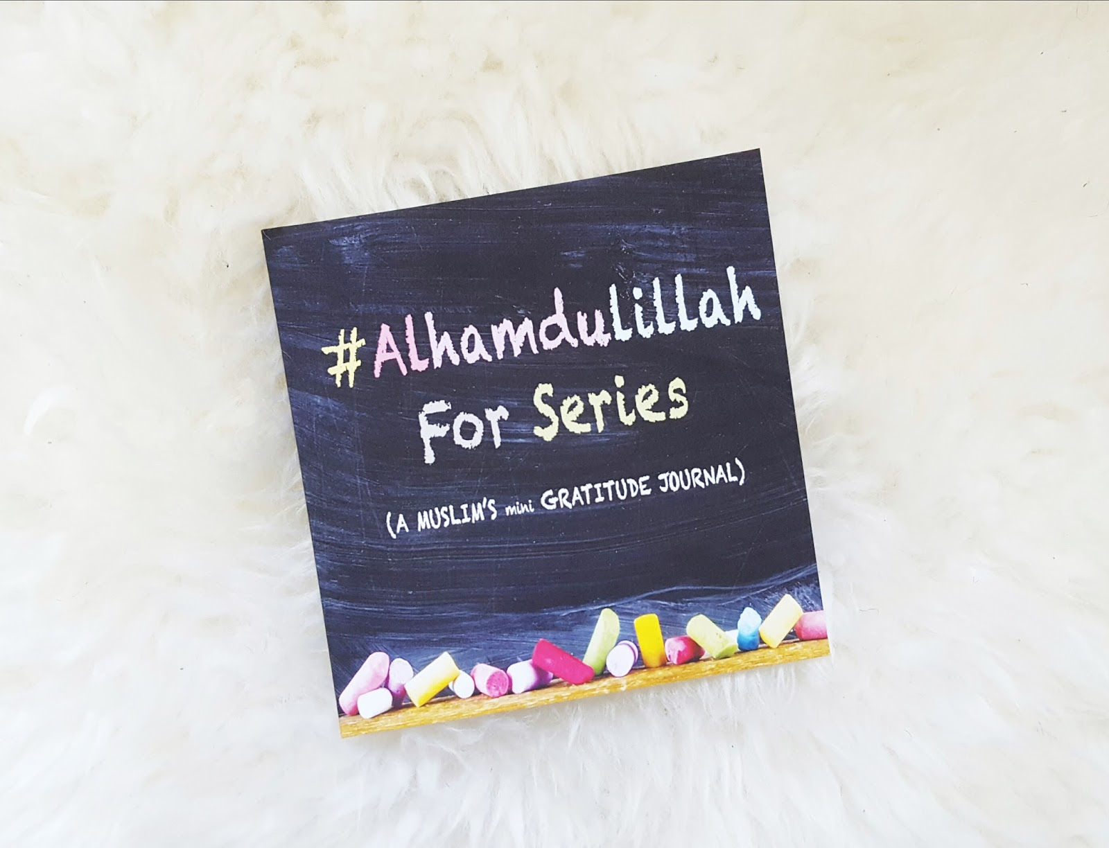 Alhamdulillah For Series Gratitude Journal