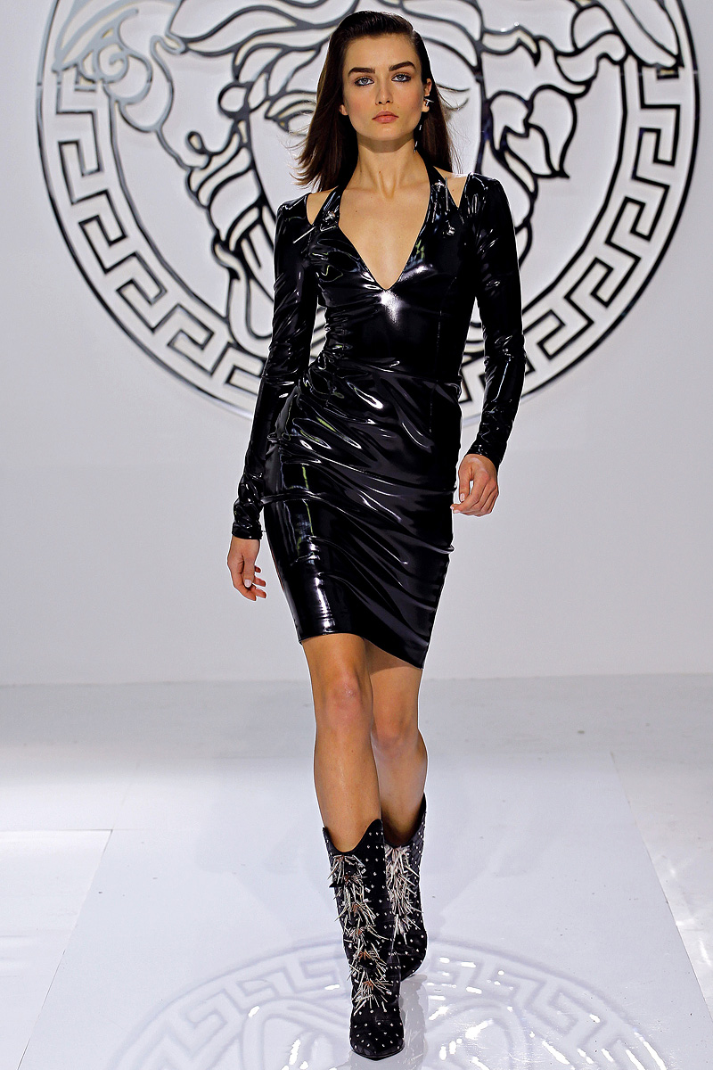 Versace Fall 2013 Provocative Woman