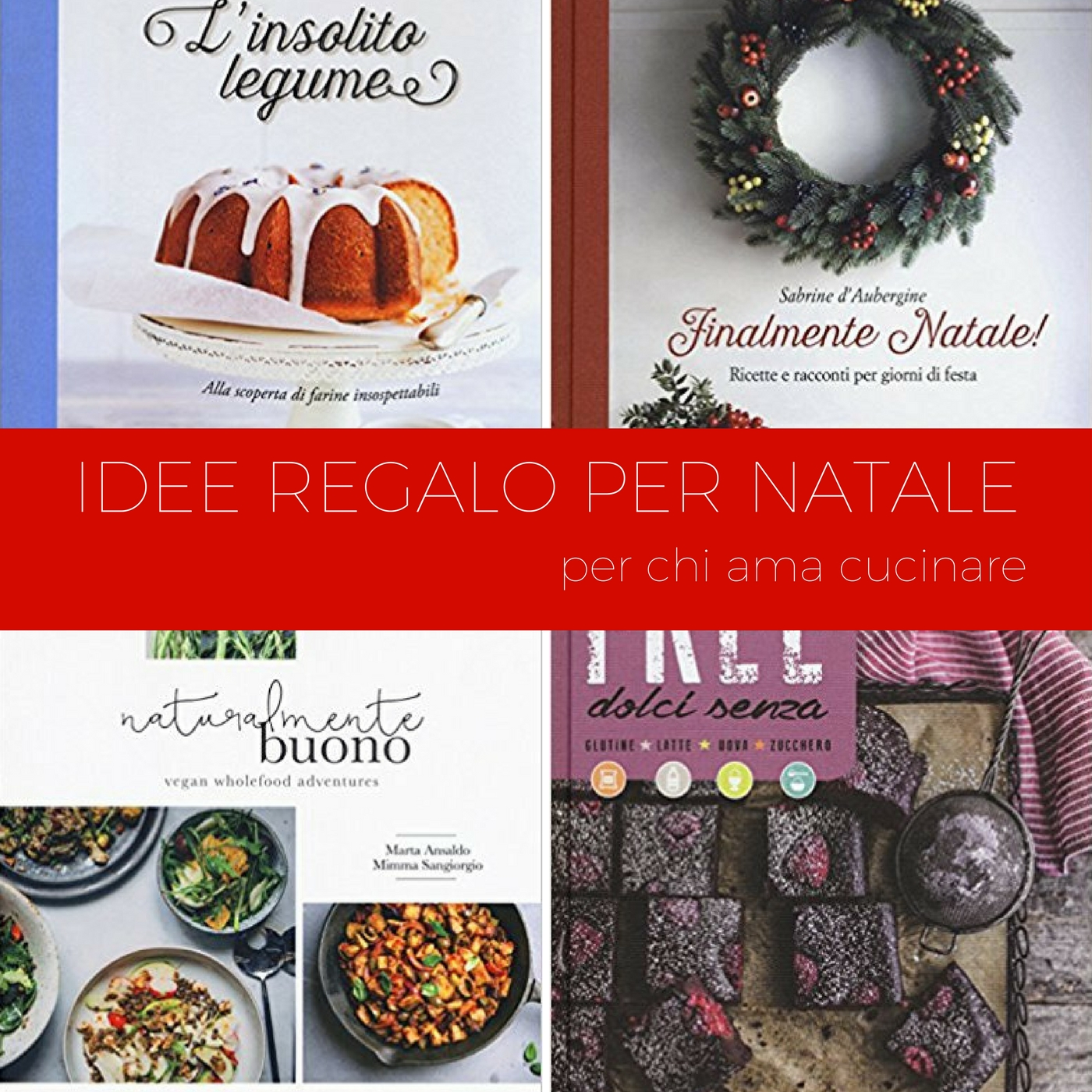 breakfast at lizzy\'s: Libri da regalare a Natale (per chi ama cucinare)