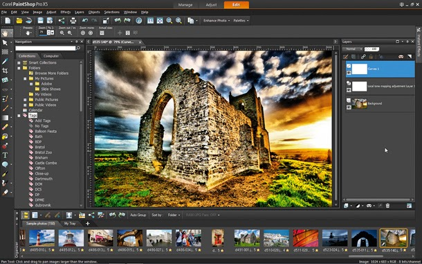 Corel PaintShop Pro X6 now for free
