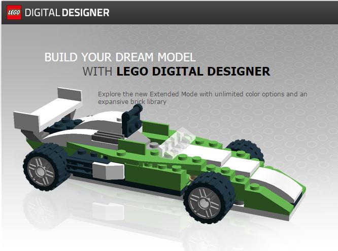 ดาวโหลด LEGO Digital Designer 4 3 | thaifreewaredownload