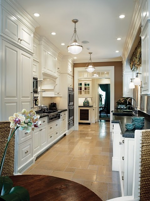 Galley Style Kitchen Remodel Ideas