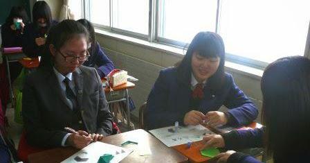 花南日記: 韓国安養外国語高等学校 ホームステイ研修③