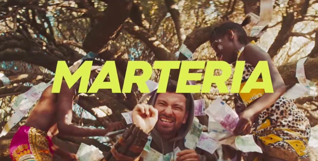 Marteria - Das Geld muss weg | Official Video - SOTD