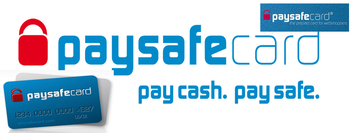 Pay safe cards