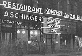 Aschinger restaurant Berlin