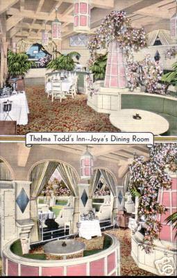 Thelma Todd Thelma Todd S Sidewalk Cafe