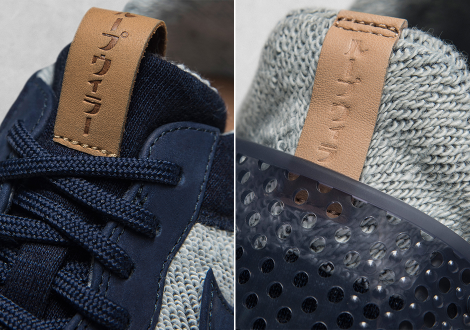 7e9b48f8f Nike has enlisted Japanese knit brand Loopwheeler to assist in adding  indigo-dyed material to the Air Force 1 Ultraforce and Sock Dart.