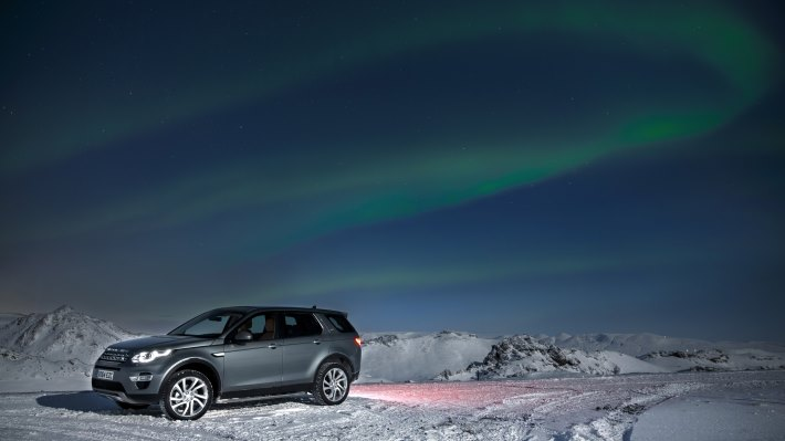 Wallpaper 2: Land Rover Discovery Sport