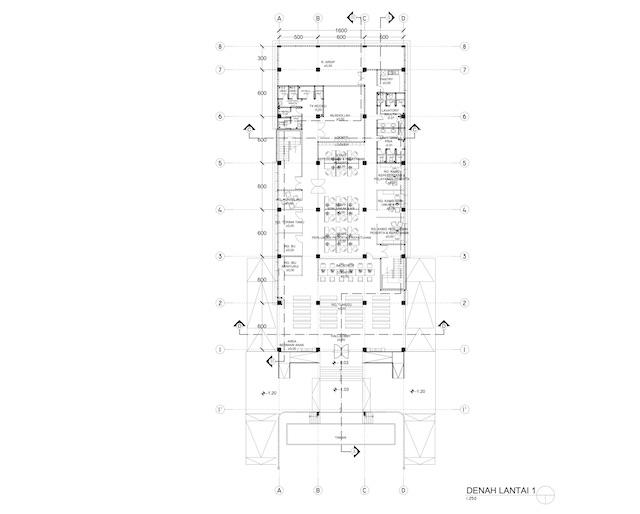 Architecture Project : BPJS Gorontalo Yanikmatilah Saja