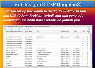 gambar validasi info GTK
