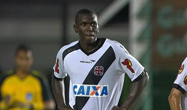 O atleta do Vasco foi sondado pelo CRB e um por um clube do México.