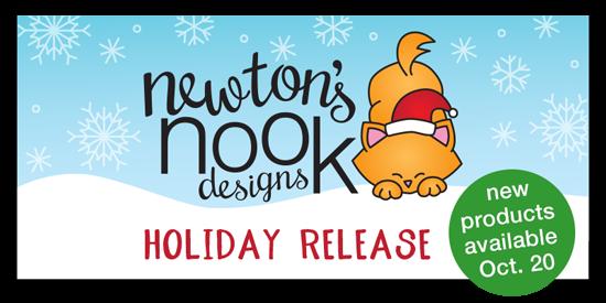 2017 Holiday Release Sneak Peeks! | Newton's Nook Designs #newtonsnook