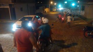 Tentativa de assalto em Picuí termina com assaltante baleado