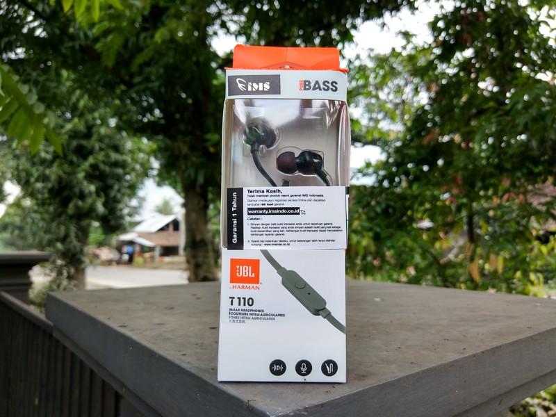 JBL T110 Review: Headset Ngebass dengan Harga Terjangkau