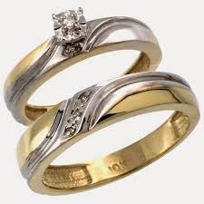 cincin tunangan romantis