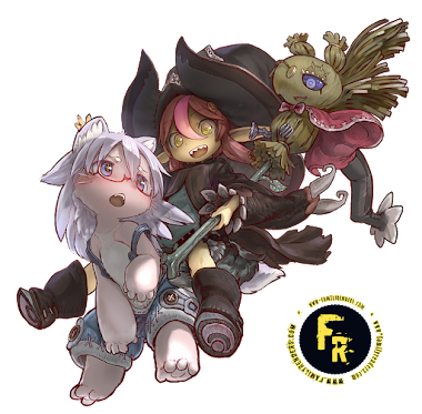 render made in abyss