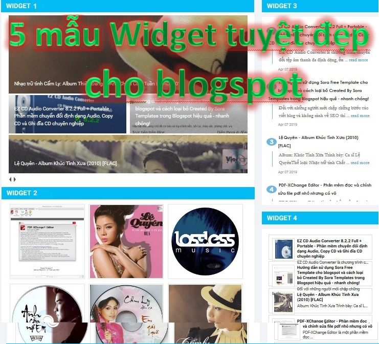 Blogspot Flac