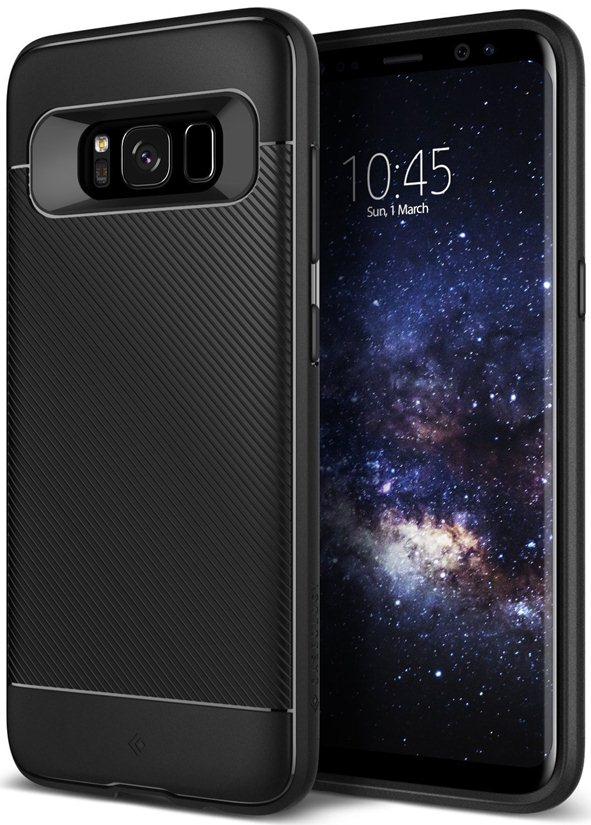 Flexible TPU Drop Protection Case for Galaxy S8 Plus