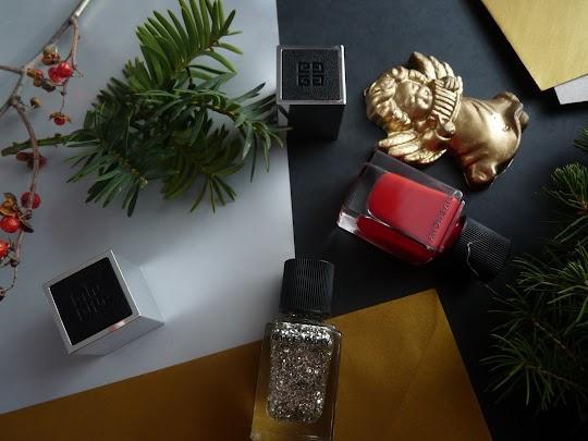 Givenchy Le Vernis Carmin Escarpin